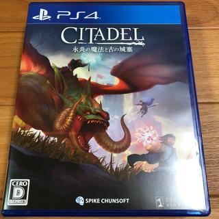 プレイステーション4(PlayStation4)のシタデル:永炎の魔法と古の城塞 PS4(家庭用ゲームソフト)