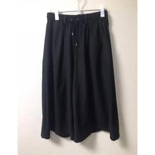 ヨウジヤマモト(Yohji Yamamoto)のNOT CONVENTIONAL 袴パンツ 美品(サルエルパンツ)