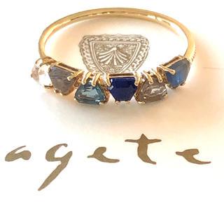アガット(agete)のアガット 天然石リング(リング(指輪))