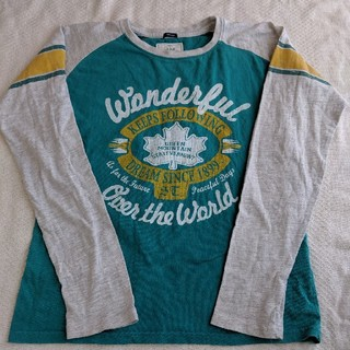 イッカ(ikka)のikka 長袖Tシャツ 150(Tシャツ/カットソー)