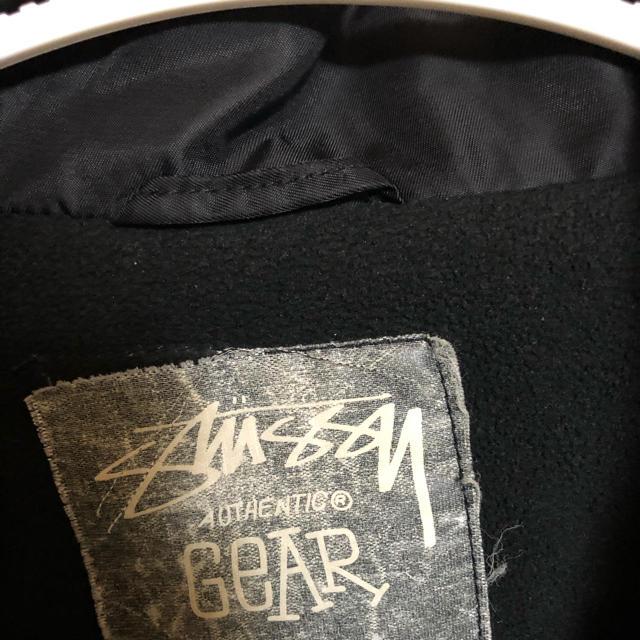 STUSSY(ステューシー)のSTUSSY 25周年記念ジャケット メンズのジャケット/アウター(フライトジャケット)の商品写真