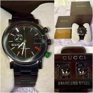 グッチ(Gucci)のGUCCI グッチ G-CHRONO YA101331 腕時計(腕時計(デジタル))
