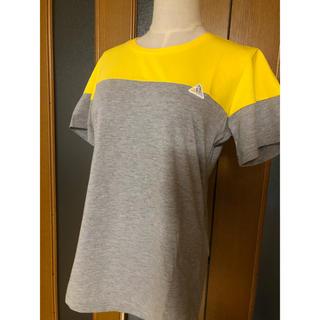 ルコックスポルティフ(le coq sportif)の美品です Le coq sportif  ルコック スポルティフ  Tシャツ(Tシャツ(半袖/袖なし))