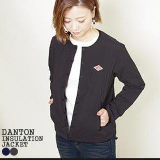 DANTON - 新作 ダントン/DANTONインサレーション インナージャケットL(38)