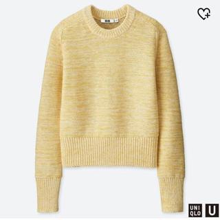 ユニクロ(UNIQLO)のカラーミックスオーバーサイズセーター(ニット/セーター)