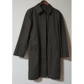 マーガレットハウエル(MARGARET HOWELL)のMARGARET HOWELL カーキー色のコート(ロングコート)