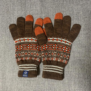 ビームス(BEAMS)の新品未使用!BEAMS メンズ 手袋 タッチパネル対応(手袋)