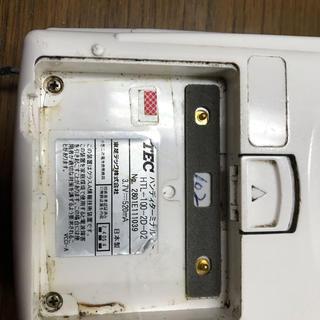 トウシバ(東芝)の東芝TECハンディ4台、充電器セット【値下げ❗️】(その他)