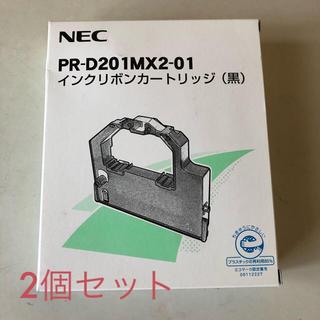 エヌイーシー(NEC)のインクリボンカートリッジ(オフィス用品一般)