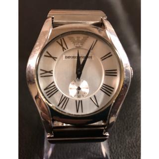 エンポリオアルマーニ(Emporio Armani)のエンポリオ アルマーニ  腕時計(腕時計(デジタル))