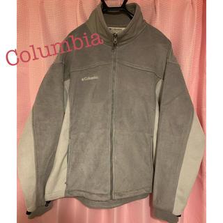 Columbia - Columbia ボアフリースジャケット グレー