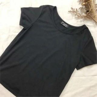 Tシャツ黒(Tシャツ(半袖/袖なし))
