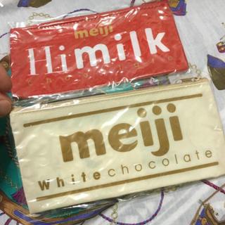 メイジ(明治)のチョコレート ポーチ(ポーチ)