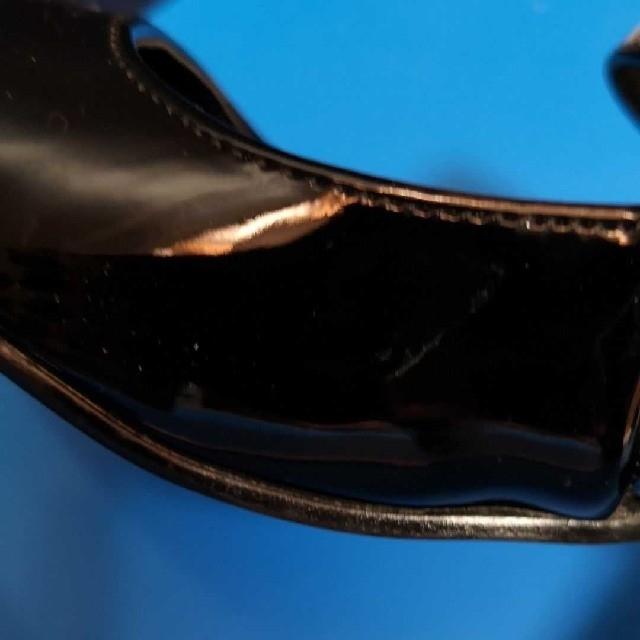 E hyphen world gallery(イーハイフンワールドギャラリー)の【新品】E hyphen world gallery パンプス ブラック S レディースの靴/シューズ(ハイヒール/パンプス)の商品写真