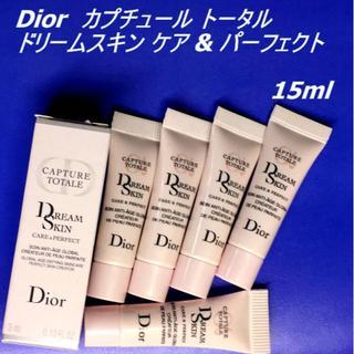 Dior - 15ml Dior カプチュールトータル ドリームスキン ケア & パーフェクト