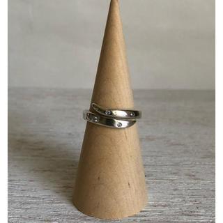 デザイン  ジルコニアシルバーリング(リング(指輪))