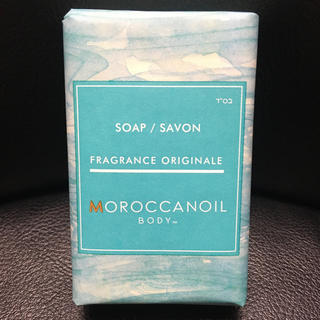 モロッカンオイル(Moroccan oil)のモロッカンオイル・ボディー石鹸(ボディソープ/石鹸)