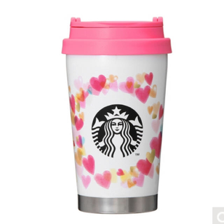 スターバックスコーヒー(Starbucks Coffee)のスターバックス✨バレンタイン2019ステンレスToGoロゴタンブラー(タンブラー)