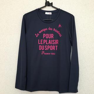 ルコックスポルティフ(le coq sportif)の未使用のTシャツ(Tシャツ(長袖/七分))