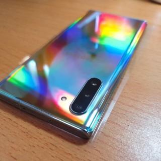 ギャラクシー(Galaxy)のRizberry様 Samsung Galaxy Note10 5G Glow (スマートフォン本体)