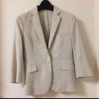 オリヒカ(ORIHICA)のオリヒカ ウォッシャブル ジャケット&スカート 9号 ベージュ(スーツ)