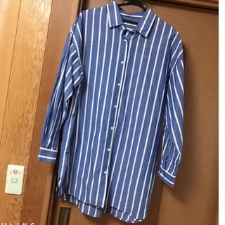 ウィゴー(WEGO)のWEGO ストライプシャツ(シャツ/ブラウス(長袖/七分))