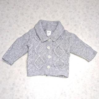 エイチアンドエム(H&M)の美品 ニット70(ニット/セーター)