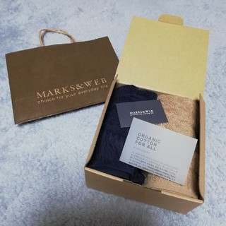 マークスアンドウェブ(MARKS&WEB)の【tocca様専用】MARKS&WEB ギフトセット(タオル/バス用品)