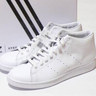 HYKE - 【ホワイト/24】adidas HYKE アディダス ハイク AOH001HI