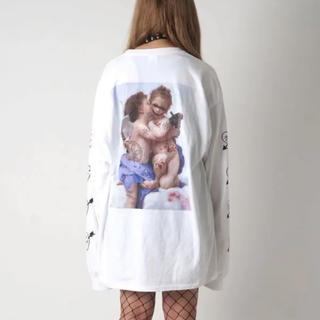 フーガ(FUGA)のTRAVAS TOKYO ロングTシャツ(Tシャツ/カットソー(七分/長袖))