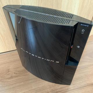 プレイステーション3(PlayStation3)のPlayStation3 初期型(CECHB00) torne HDD500GB(家庭用ゲーム機本体)