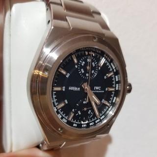 インターナショナルウォッチカンパニー(IWC)のiwc インヂュニア クロノグラフ(腕時計(アナログ))