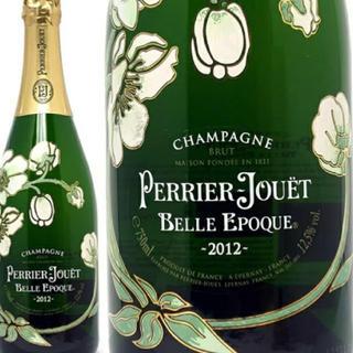 エポック(EPOCH)のペルエポック2012年(シャンパン/スパークリングワイン)