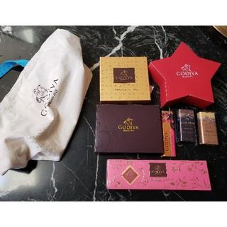 新品 ゴディバ GODIVA 福袋 ハッピーバッグ チョコレート クッキー(菓子/デザート)