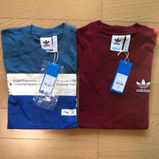 Original - アディダスオリジナルス Tシャツ 2枚 S
