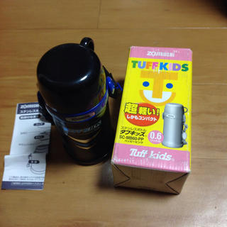 ゾウジルシ(象印)のステンレスボトル/象印/タフキッズ0.6L(水筒)