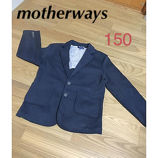 motherways - マザウェイズ 新品 ジャケット 150 ネイビー 紺色