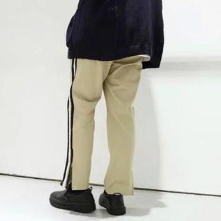 ワンエルディーケーセレクト(1LDK SELECT)のyoke tokyo  KNIT LINE TAPE TRACK PANTS(その他)