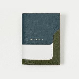マルニ(Marni)のMARNI マルニ レディース 2つ折り財布 (財布)