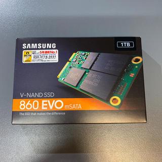 SAMSUNG - SAMSUNG V-NAND SSD 860 EVO MZ-M6E1T0B/IT
