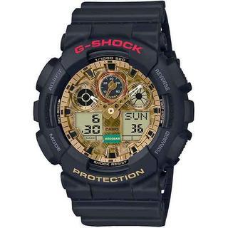 ジーショック(G-SHOCK)のカシオ G-SHOCK GA-100TMN-1AJR MANEKINEKO (腕時計(デジタル))