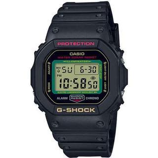ジーショック(G-SHOCK)のカシオ G-SHOCK DW-5600TMN-1JR MANEKINEKO(腕時計(デジタル))