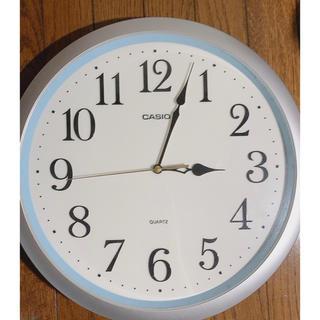 カシオ(CASIO)のCASIO 時計(掛時計/柱時計)