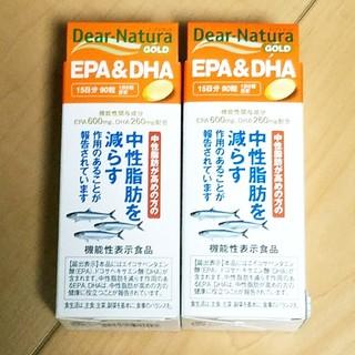 アサヒ(アサヒ)のディアナチュラGOLD EPA&DHA 30日(その他)