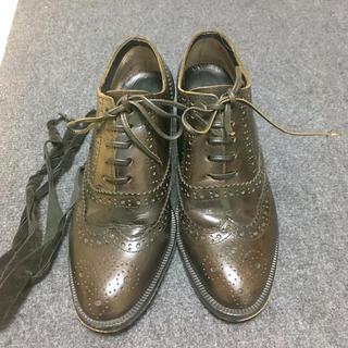 ジェーンマープル(JaneMarple)のJanemarple 靴(ローファー/革靴)
