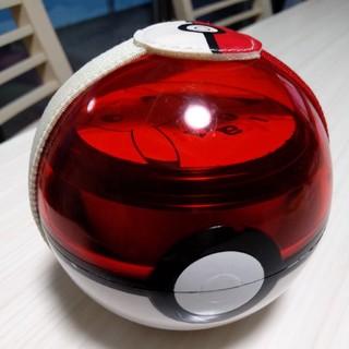 ポケモン(ポケモン)のUsed☆モンスターボール型お弁当箱☆ポケモン☆ピカチュウ(弁当用品)