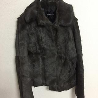 ストロベリーフィールズ(STRAWBERRY-FIELDS)のストロベリーフィールズ 毛皮コート(毛皮/ファーコート)