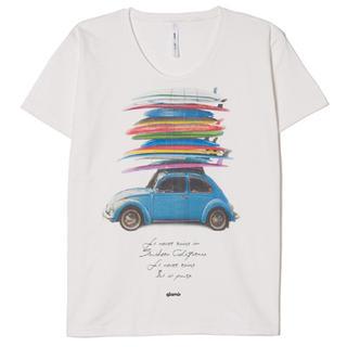 グラム(glamb)のglamb グラム Tシャツ SurftripCS カットソー 2 ビートル(Tシャツ/カットソー(半袖/袖なし))