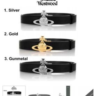 ヴィヴィアンウエストウッド(Vivienne Westwood)の1.silver(ベルト)