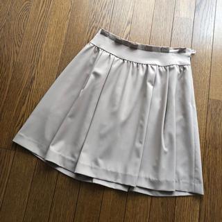 グローブ(grove)の未使用☆グローブ フレア スカート(ひざ丈スカート)